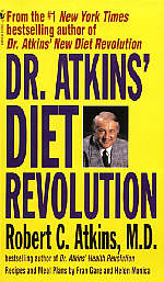 Dr. Atkins' - one of his followup diet books following the success of his first book