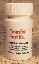 Transfer Fact Rx - General Enhance