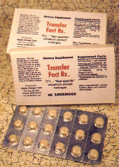 Transfer Fact Rx - Lozenges