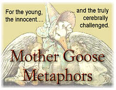 Mother Goose Metaphors