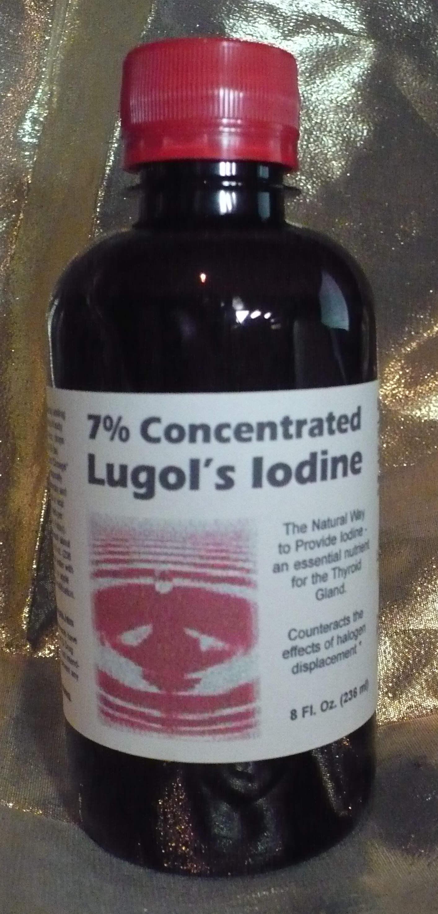 Lugol solution: description, application 48